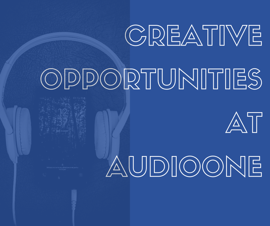 Creative Opportunities At AudioOne