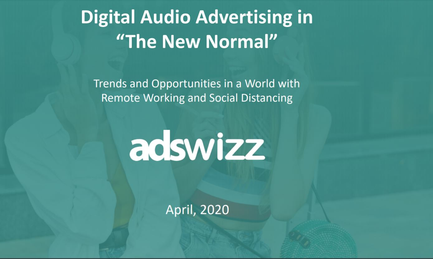 Digital Audio in the New Normal