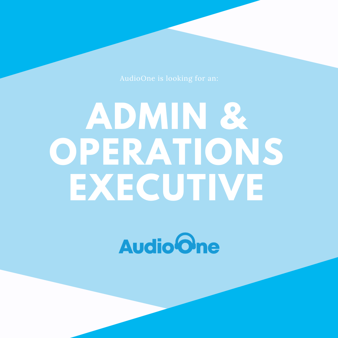 Hiring Now – Admin & Operations Executive